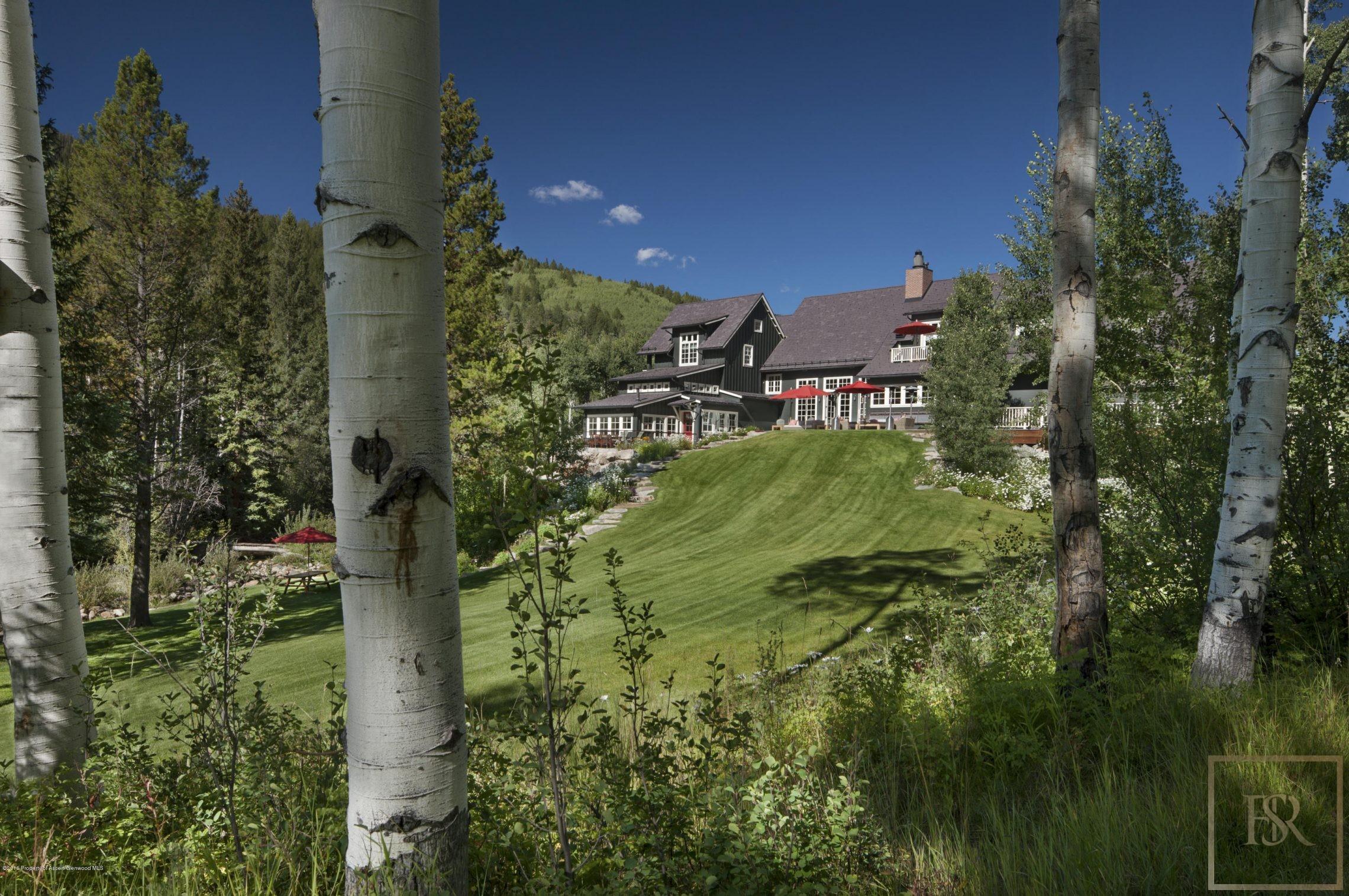 "Ranch/Farm 160 Acres ""Luxury Retreat"" - Aspen, CO USA rental For Super Rich"
