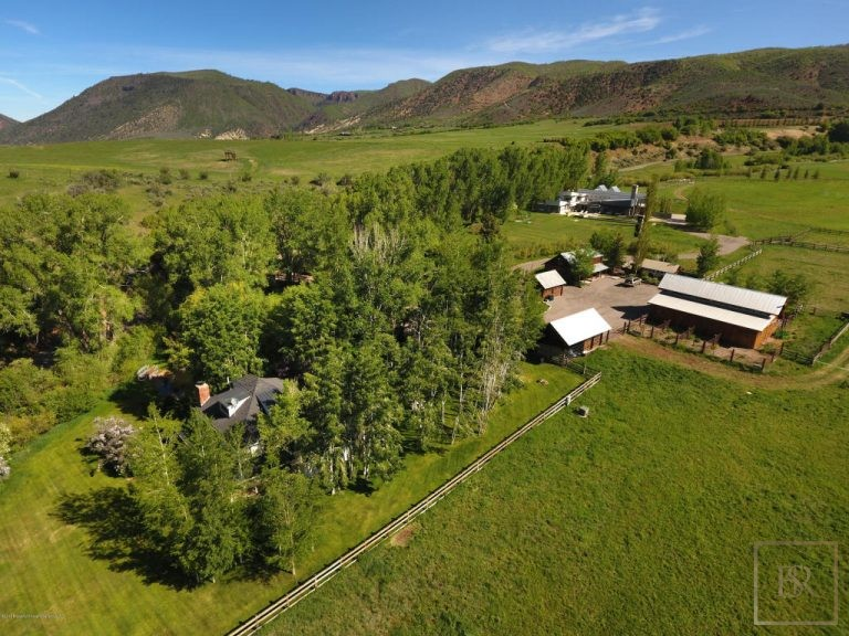 Ranch/Farm, 10 & 90 & 64 & 74 Bailey Lane, Woody Creek