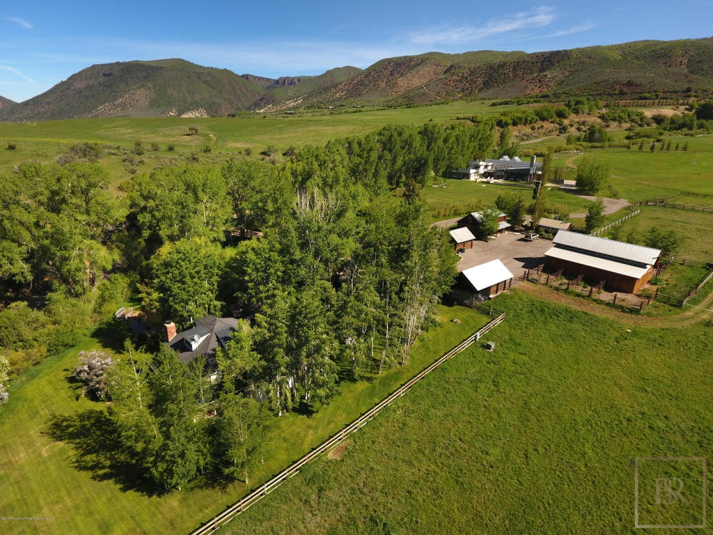 Victorian Farmhouse - Little Woody Creek, Aspen CO for sale For Super Rich