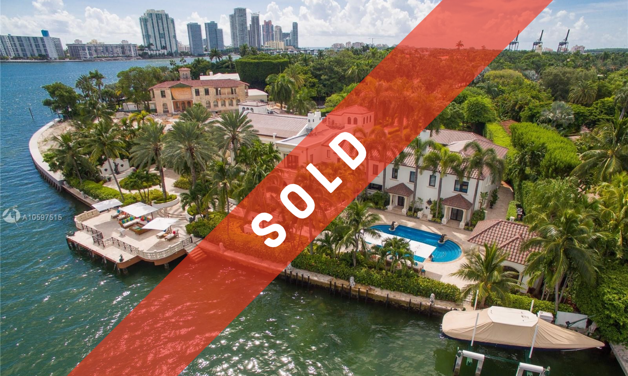House STAR ISLAND 46 Star Island Dr - Miami Beach, USA for sale For Super Rich