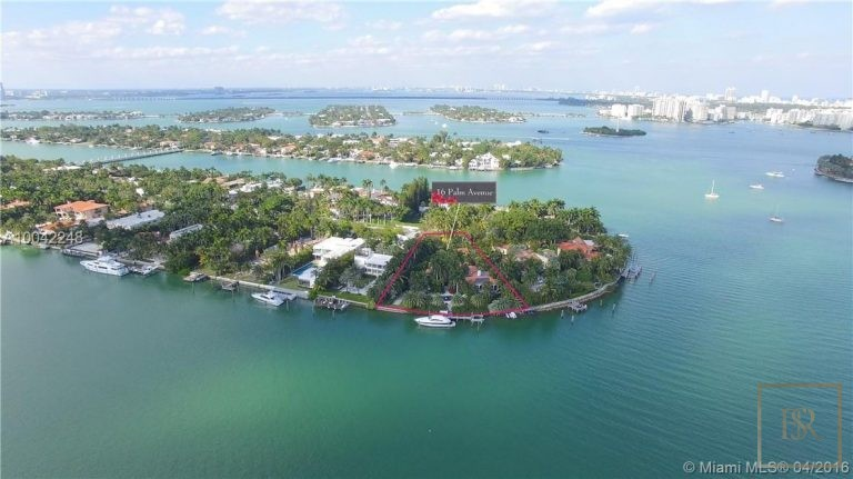 House PALM ISLAND 16 Palm Ave - Miami Beach, USA Classified ads for sale For Super Rich