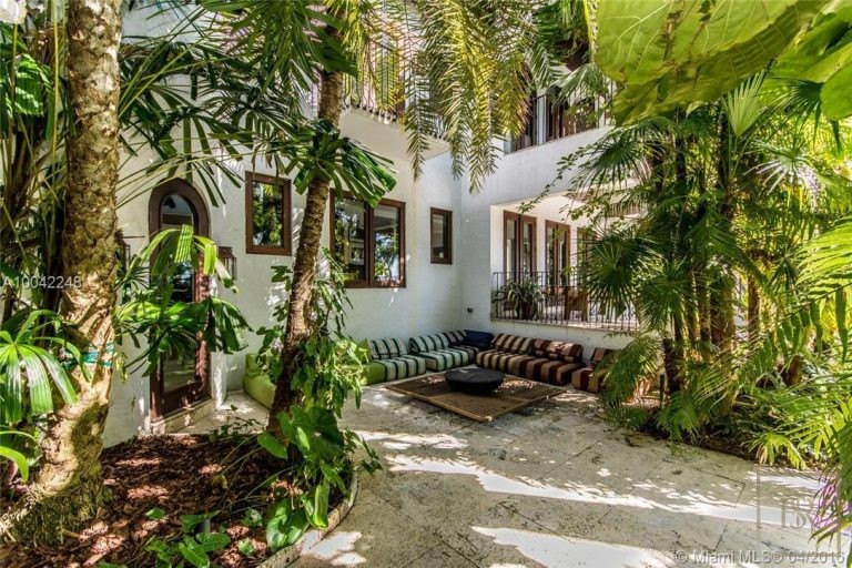 House PALM ISLAND 16 Palm Ave - Miami Beach, USA best for sale For Super Rich