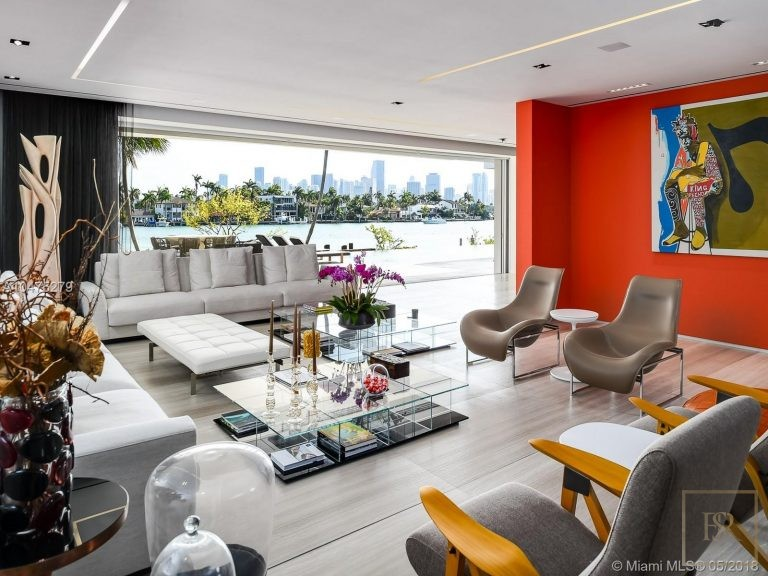 House HIBISCUS ISLAND 370 S Hibiscus Dr - Miami Beach, USA value for sale For Super Rich