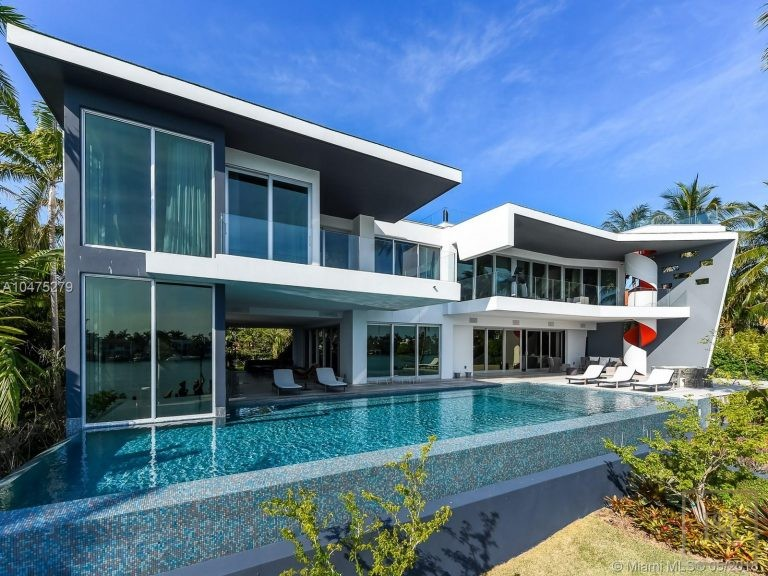 House HIBISCUS ISLAND 370 S Hibiscus Dr - Miami Beach, USA A10475279 for sale For Super Rich