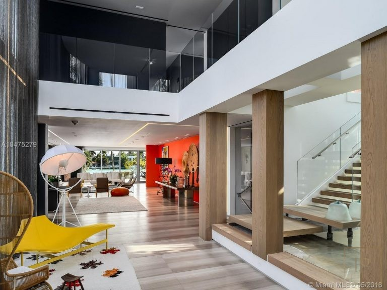 House HIBISCUS ISLAND 370 S Hibiscus Dr - Miami Beach, USA price for sale For Super Rich
