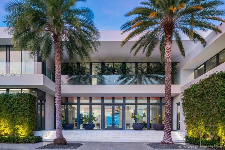 House HIBISCUS ISLAND 101 N Hibiscus Dr - Miami Beach, USA buy for sale For Super Rich