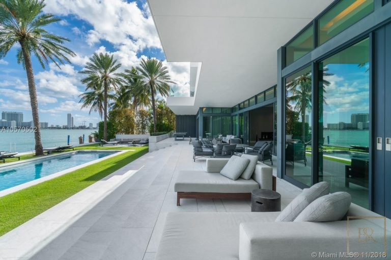 House HIBISCUS ISLAND 101 N Hibiscus Dr - Miami Beach, USA best for sale For Super Rich