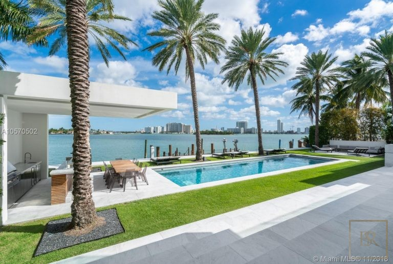 House HIBISCUS ISLAND 101 N Hibiscus Dr - Miami Beach, USA property for sale For Super Rich