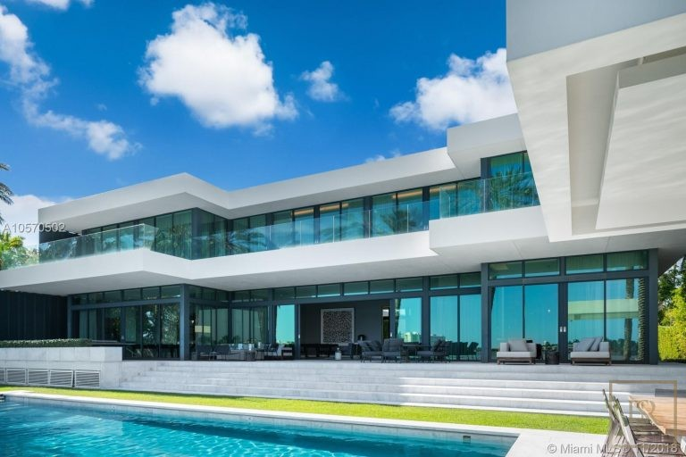 House HIBISCUS ISLAND 101 N Hibiscus Dr - Miami Beach, USA Used for sale For Super Rich