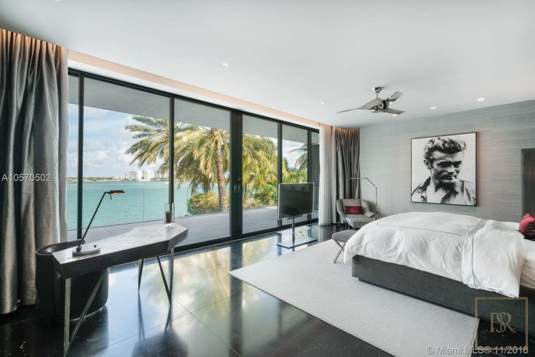 House HIBISCUS ISLAND 101 N Hibiscus Dr - Miami Beach, USA prix for sale For Super Rich