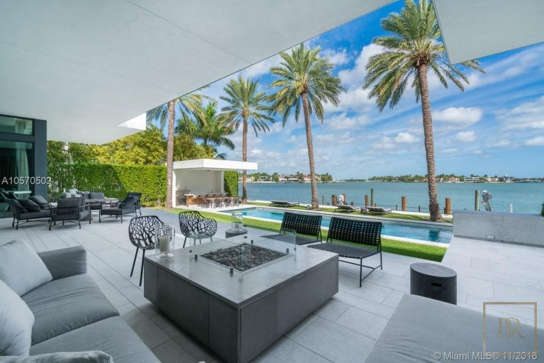 House HIBISCUS ISLAND 101 N Hibiscus Dr - Miami Beach, USA Classified ads for sale For Super Rich