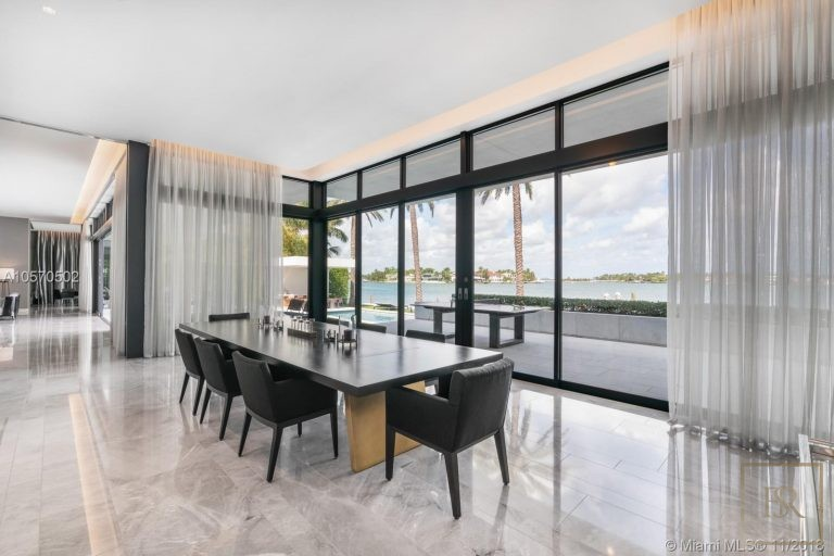 House HIBISCUS ISLAND 101 N Hibiscus Dr - Miami Beach, USA luxury for sale For Super Rich