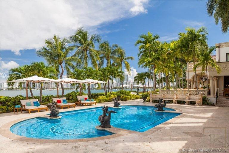House STAR ISLAND 46 Star Island Dr - Miami Beach, USA best for sale For Super Rich