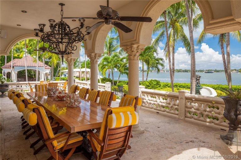 House STAR ISLAND 46 Star Island Dr - Miami Beach, USA property for sale For Super Rich