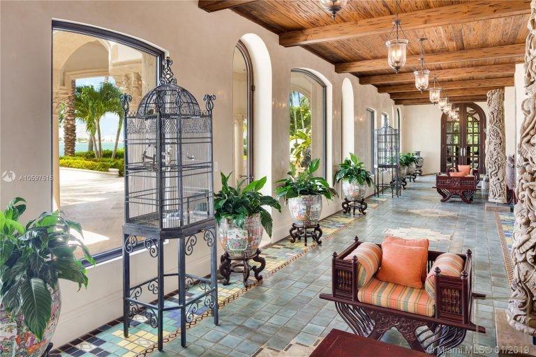House STAR ISLAND 46 Star Island Dr - Miami Beach, USA ultra luxury for sale For Super Rich