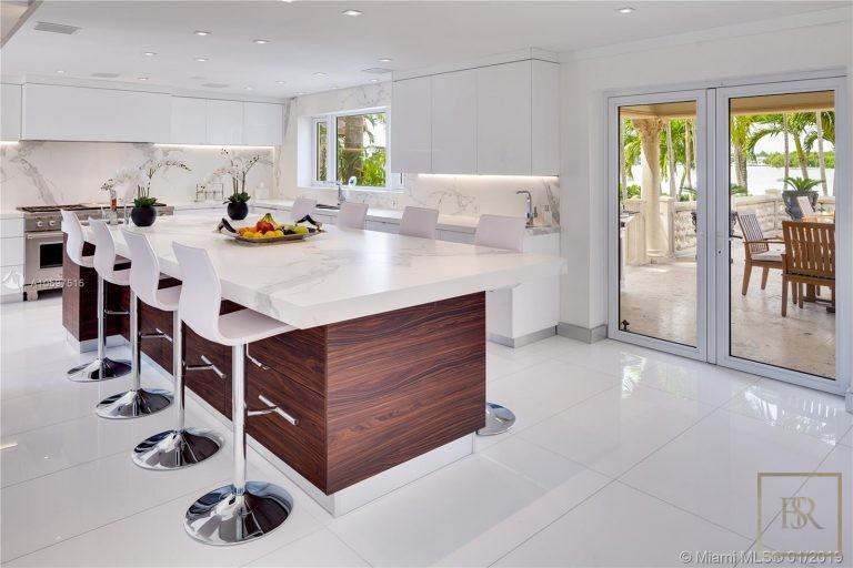 For super rich home Miami Beach USA for sale