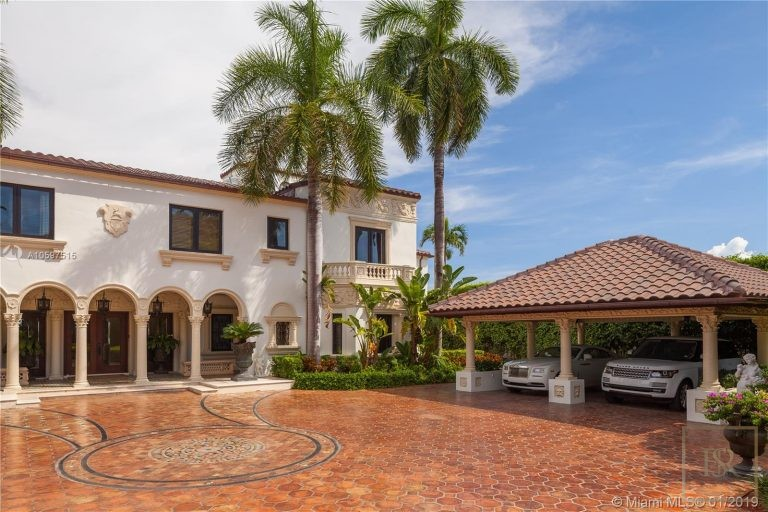House STAR ISLAND 46 Star Island Dr - Miami Beach, USA luxury for sale For Super Rich