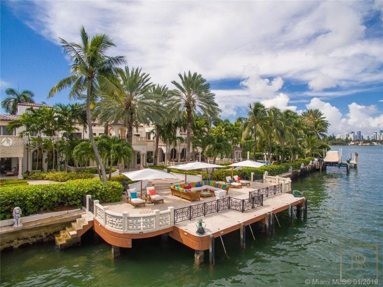 House STAR ISLAND 46 Star Island Dr - Miami Beach, USA Classified ads for sale For Super Rich