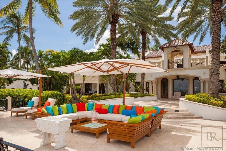House STAR ISLAND 46 Star Island Dr - Miami Beach, USA value for sale For Super Rich