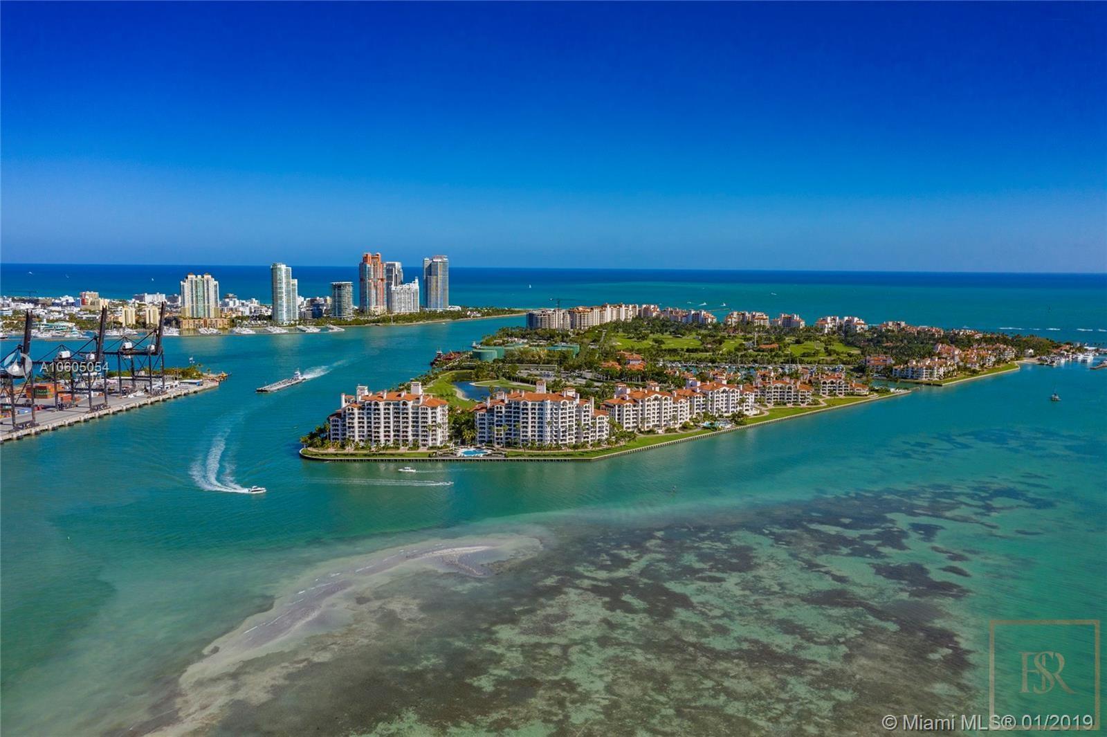 Apartment FISHER ISLAND 5203 Fisher Island Drive - Miami, USA for sale For Super Rich