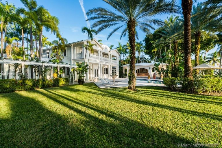 House STAR ISLAND 1 Star Island Dr - Miami Beach, USA property for sale For Super Rich
