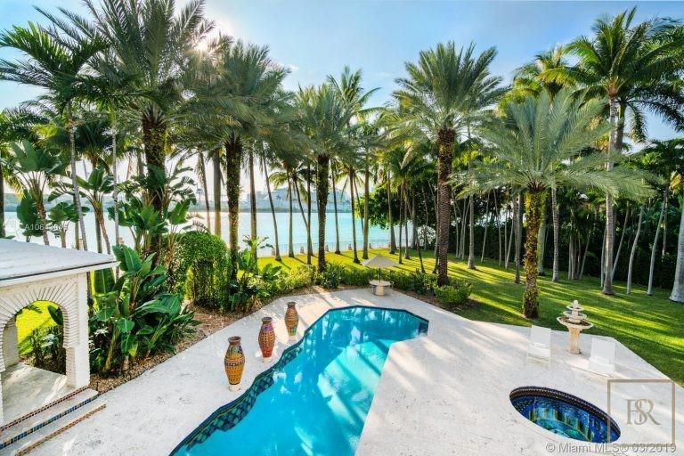 House STAR ISLAND 1 Star Island Dr - Miami Beach, USA search for sale For Super Rich