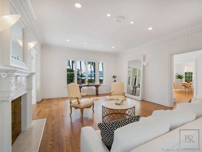 House STAR ISLAND 1 Star Island Dr - Miami Beach, USA real estate for sale For Super Rich