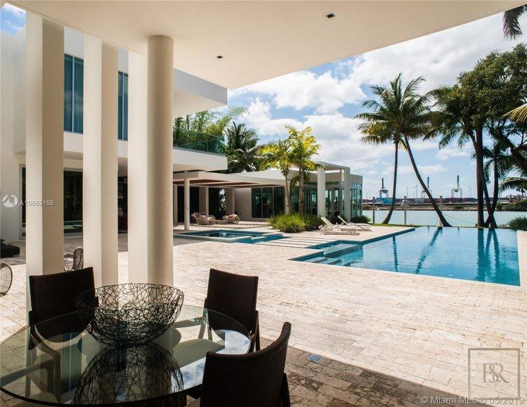 Ultra luxury property Miami Beach USA for sale