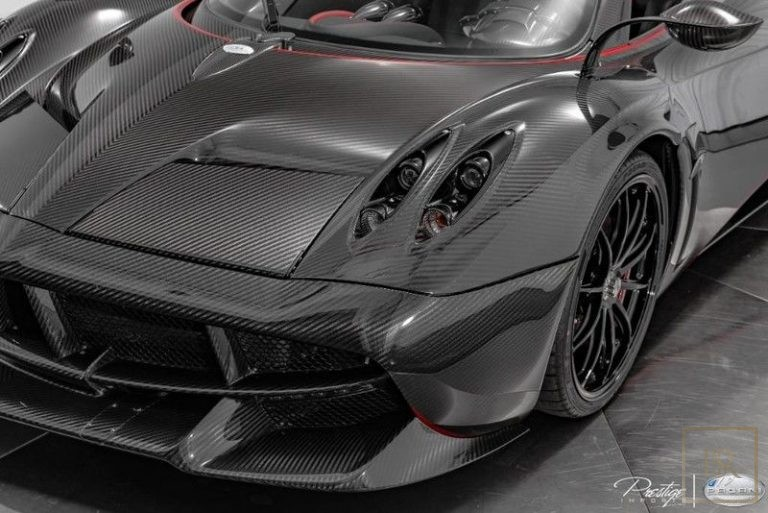 2014 Pagani HUAYRA Coupe for sale For Super Rich