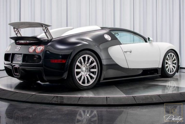 2008 Bugatti VEYRON W16 for sale For Super Rich