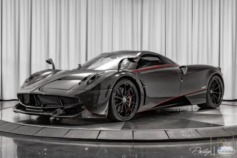 Pagani Huayra For Sale >> 2 Pagani Huayra For Sale 295 000 New Used Buy For