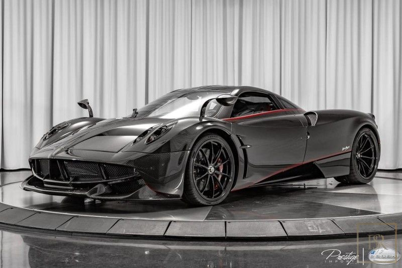 2014 Pagani HUAYRA for sale For Super Rich