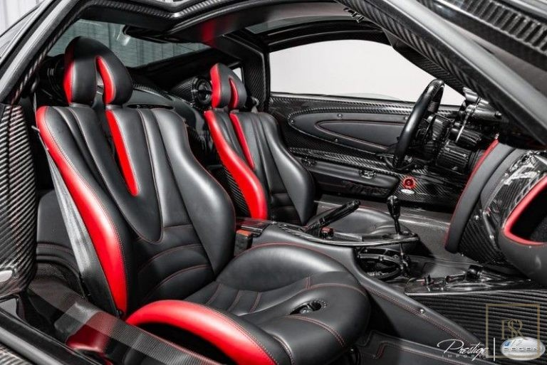 2014 Pagani HUAYRA classified ads for sale For Super Rich