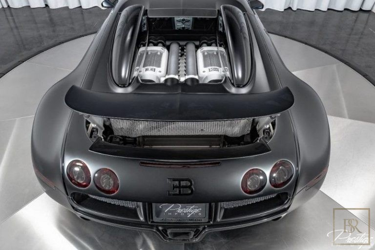 most expensive car used Bugatti VEYRON for sale