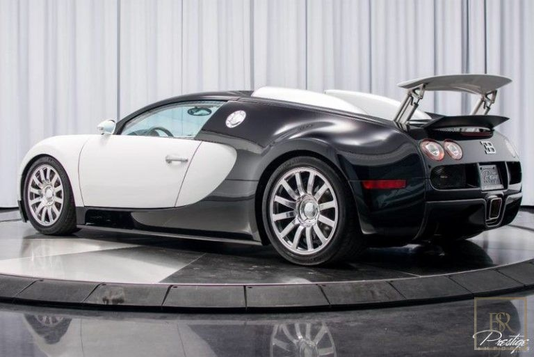 2008 Bugatti VEYRON United States for sale For Super Rich