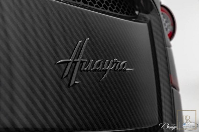 2014 Pagani HUAYRA search for sale For Super Rich