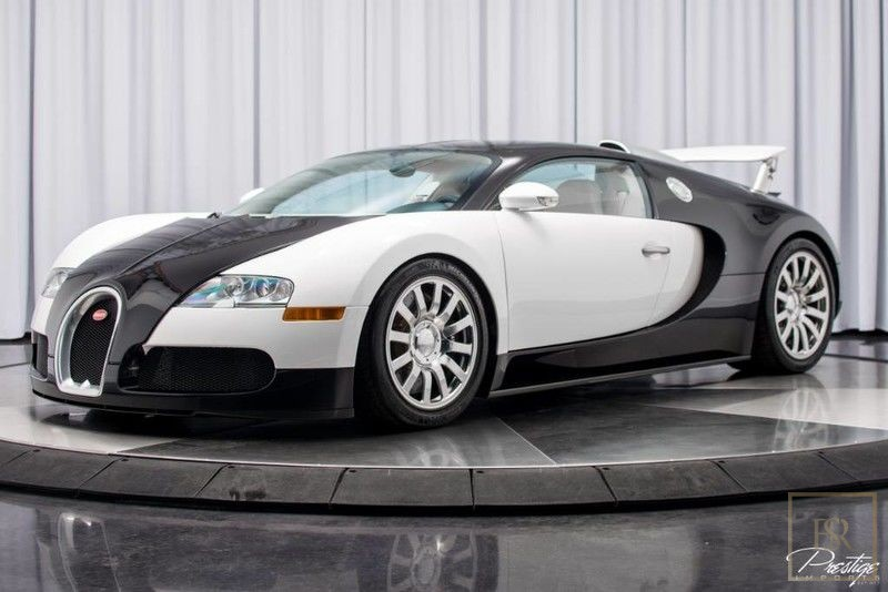 2008 Bugatti VEYRON for sale For Super Rich