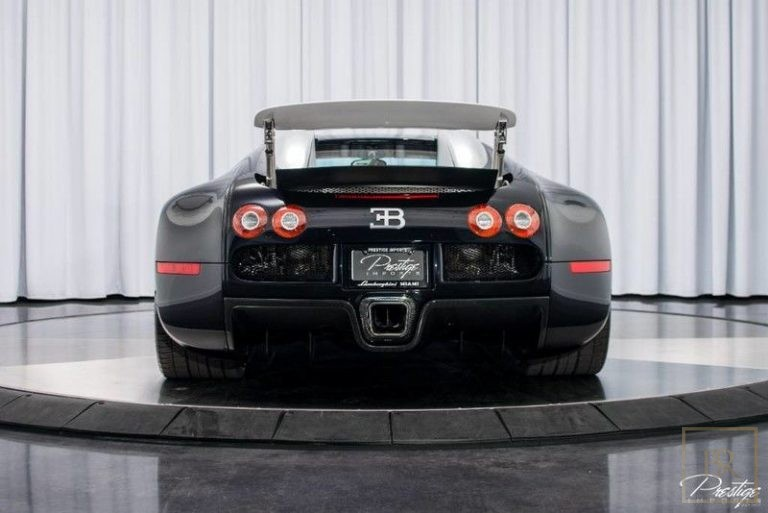 2008 Bugatti VEYRON 8.0L for sale For Super Rich
