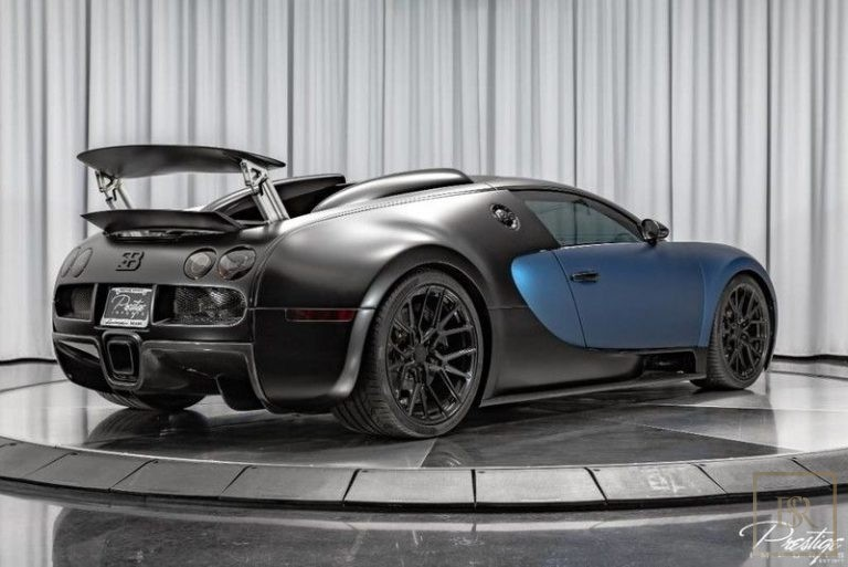 used Bugatti VEYRON for sale supercars