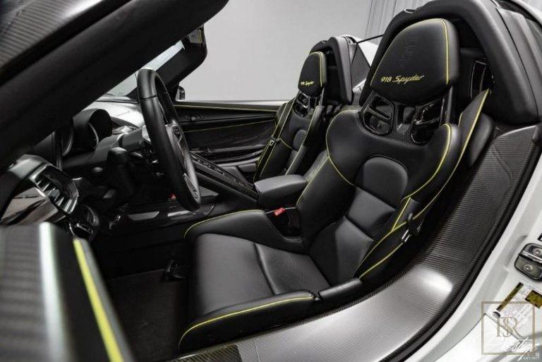2015 Porsche 918 SPYDER price for sale For Super Rich