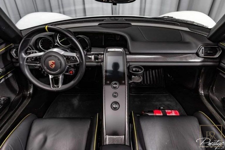 2015 Porsche 918 SPYDER argus for sale For Super Rich