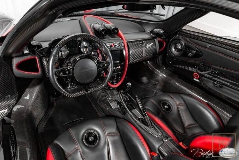 2014 Pagani HUAYRA price for sale For Super Rich