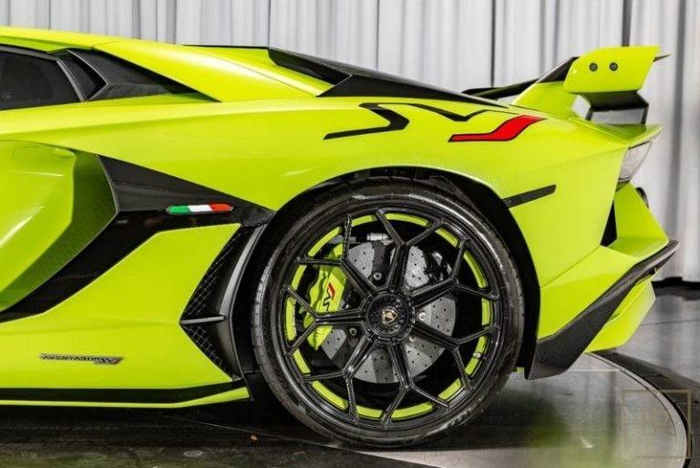 2019 Lamborghini AVENTADOR SVJ best for sale For Super Rich
