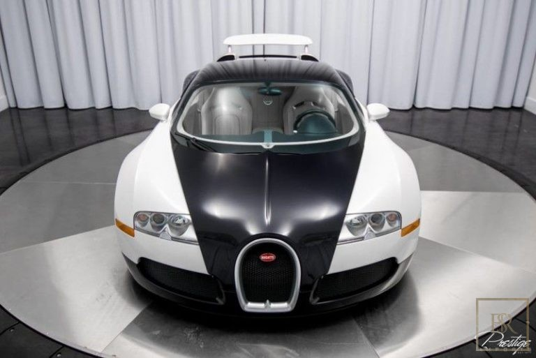 2008 Bugatti VEYRON Automatic for sale For Super Rich