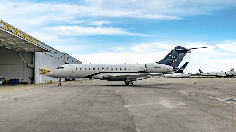 2002 Bombardier  GLOBAL EXPRESS New for sale For Super Rich