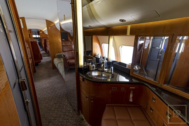 2002 Bombardier  GLOBAL EXPRESS for sale For Super Rich