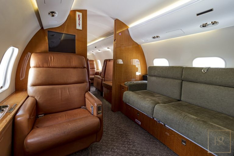 2002 Bombardier  GLOBAL EXPRESS private jets for sale For Super Rich