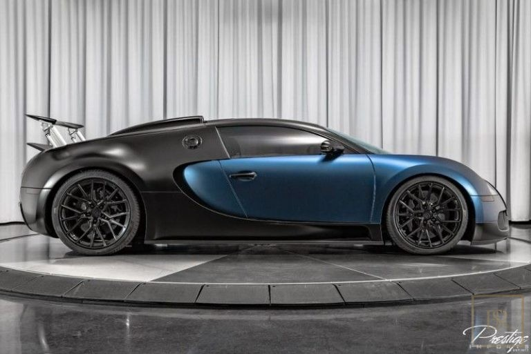 used Bugatti VEYRON for sale for super rich