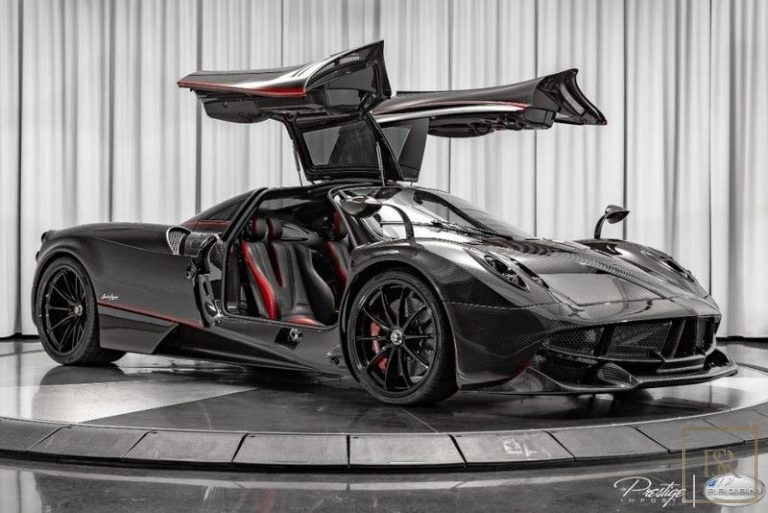 2014 Pagani HUAYRA Carbon for sale For Super Rich