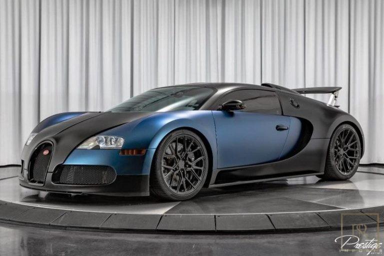 Bugatti VEYRON